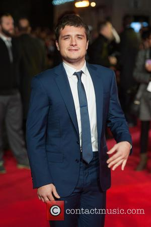 Josh Hutcherson - 'The Hunger Games: Mockingjay, Part 1' world premiere held at the Odeon Leicester Square - Arrivals at...