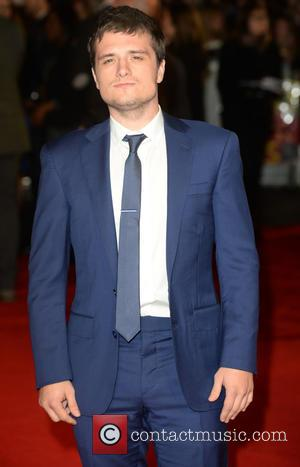 Josh Hutcherson - 'Shots from the red carpet ahead of the world premiere of the latest film in the Hunger...