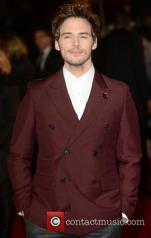 Sam Claflin - 'Shots from the red carpet ahead of the world premiere of the latest film in the Hunger...