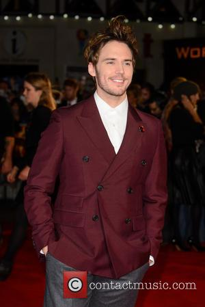 Sam Claflin - Shots from the red carpet ahead of the world premiere of the latest film in the Hunger...
