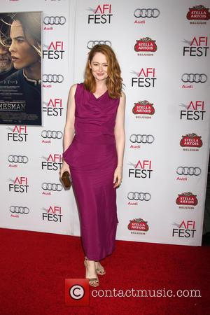 Miranda Otto - Photographs from the American Film Institute Film Festival and a screening of 'The Homesman' in Los Angeles,...
