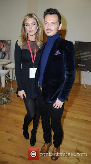 Abbey Clancy and Matthew Williamson - Abbey Clancy launches a 'Celebration of Style' at the Liver Building Liverpool - Manchester,...