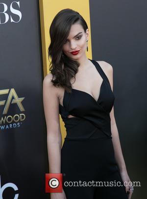 Emily Ratajkowski - 18th Annual Hollywood Film Awards at The Palladium - Arrivals at The Palladium, Hollywood Film Awards -...