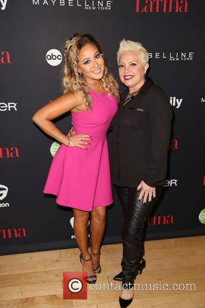Adrienne Bailon and Nilda Felix - A host of celebs were snapped as they attended LATINA Magazine's