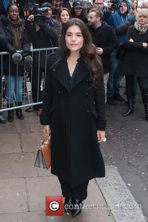 Jessie Ware - Band Aid 30 recording held at Sarm Studios in Notting Hill - Arrivals. - London, United Kingdom...