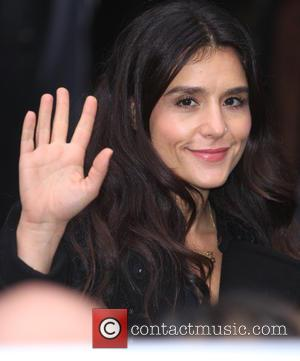 Jessie Ware - Celebrities at the Sarm studios to record the Band Aid 30 single 'Do they Know It's Christmas'....