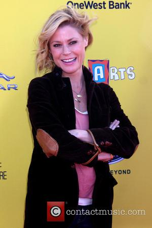 Julie Bowen - Photographs from the PS Arts Express Yourself Event as a variety of stars arrived at the Barker...