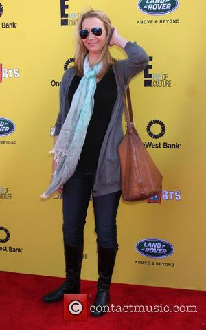 Lisa Kudrow - Photographs from the PS Arts Express Yourself Event as a variety of stars arrived at the Barker...