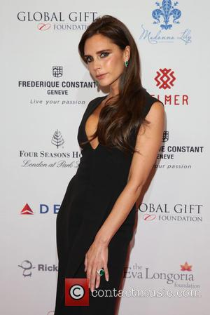 Victoria Beckham Registers Daughter Harper's Name As Trademark