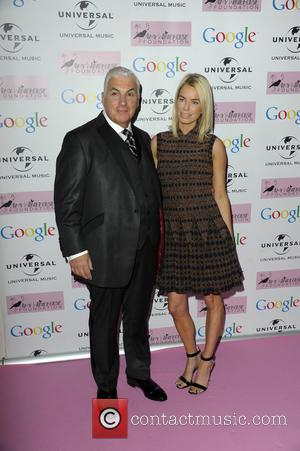 Mitch Winehouse and Caroline Stanbury - A host of celebrities were photographed as they attended the Amy Winehouse Foundation Ball...
