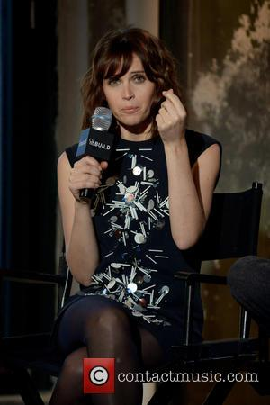 Felicity Jones - Photo's from AOL's BUILD Speaker Series which was attended by a variety of stars in Manhattan, New...