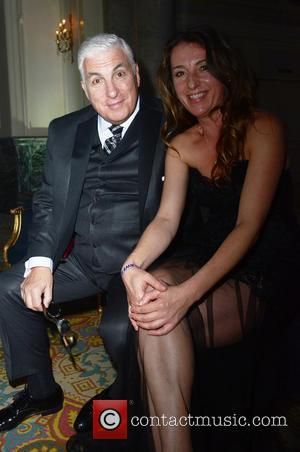 Mitch Winehouse and Guest - A host of celebrities were photographed as they attended the Amy Winehouse Foundation Ball at...