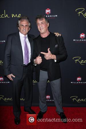 John Herzfeld and Sylvester Stallone
