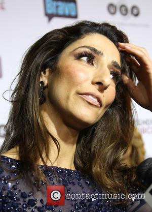 Necar Zadegan - Photographs of a variety of stars as they arrived at the premiere for Bravo's first scripted series...