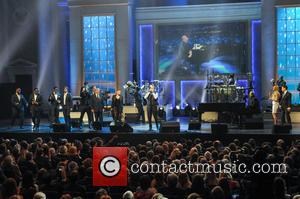 Boyz II Men, Josh Groban, Gavin DeGraw, Natalie Maines, Kevin Spacey, LeAnn Rimes and Billy Joel - Shots from the...