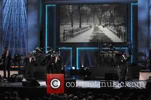 Boyz II Men - Shots from the Library of Congress Gershwin Prize for Popular Song Tribute Concert which was held...