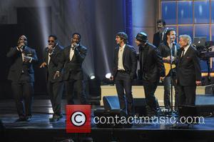 Boyz II Men, Josh Groban, Gavin DeGraw and Tony Bennett - Shots from the Library of Congress Gershwin Prize for...