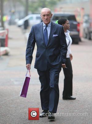Len Goodman - Len Goodman outside ITV Studios - London, United Kingdom - Thursday 20th November 2014