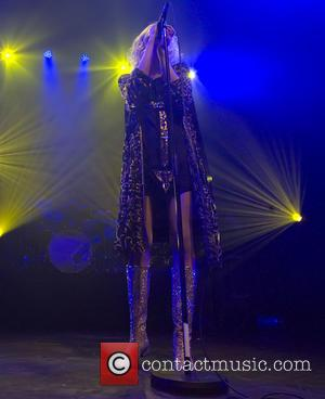 The Pretty Reckless and Taylor Momsen - The Pretty Reckless performing at the O2 Academy Glasgow at O2 Academy -...