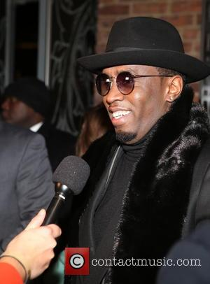 "Sean ""Diddy"" Combs - Sean Diddy Combs also known as Puff Daddy was the host of the world premiere of..."