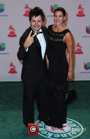 Alfredo Matheus - A host of celebrities were snapped as they took to the green carpet for the 2014 Latin...
