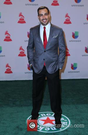 Andres Dalmastro - A host of celebrities were snapped as they took to the green carpet for the 2014 Latin...