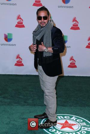 Andy Galvez - A host of celebrities were snapped as they took to the green carpet for the 2014 Latin...