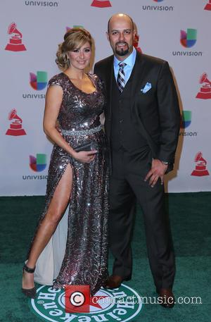 Esteban Loaiza and Cristina Eustace - A host of celebrities were snapped as they took to the green carpet for...