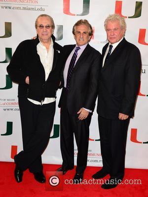 Danny Aiello, John Herzfeld and Tom Berenger