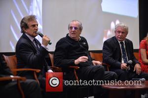 John Herzfeld, Danny Aiello and Tom Berenger