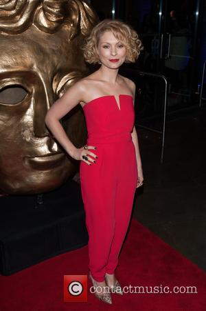 MyAnna Buring - Shots from the red carpet as a variety of celebrities arrived at the British Academy Children's Awards...