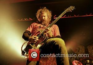 Brent Hinds and Mastodon