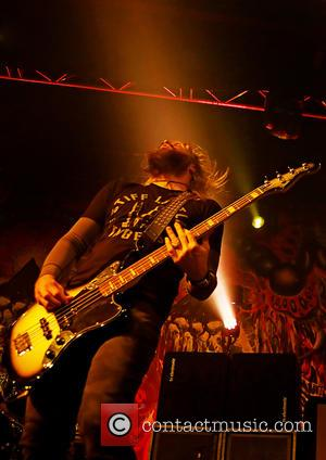 Troy Sanders and Mastodon