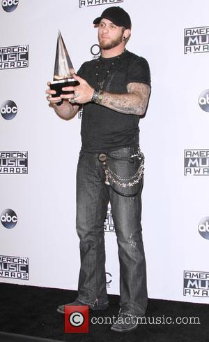 Brantley Gilbert Auctioning Off Ram Truck For Charity