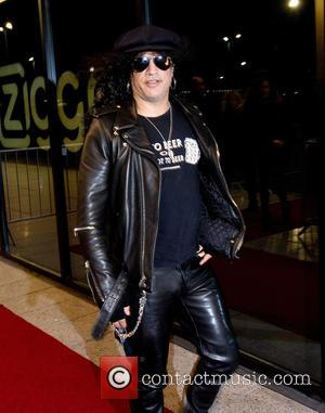 Slash - Lead guitarist from the American rock band Guns 'n' roses Slash won the Sena European Guitar Award 2014....