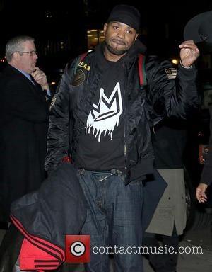 Method Man - A variety of stars were photographed outside the Ed Sullivan Theater before they appeared on the 'Late...