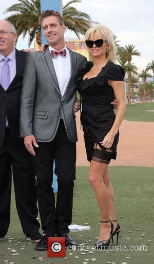 Jack Ryan and Pamela Anderson - Pamela Anderson and Chrissie Hynde Give Away Gay PETA Leader at Wedding Under Vegas...