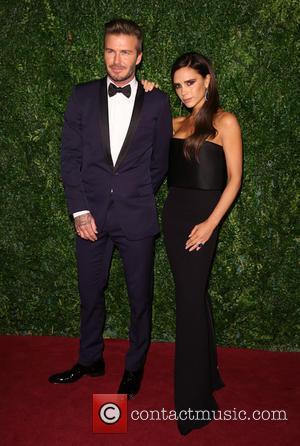 Victoria Beckham, David Beckham, London Palladium