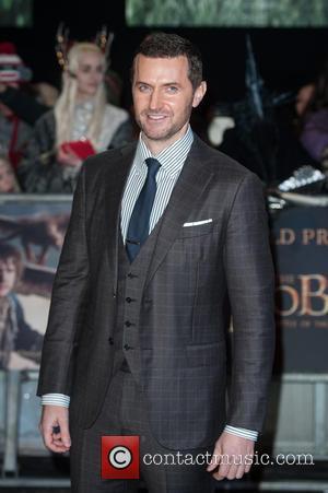 Richard Armitage - 'The Hobbit: The Battle of the Five Armies' world premiere - Arrivals - London, United Kingdom -...