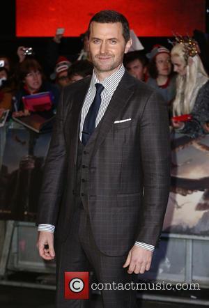 Richard Armitage - The Hobbit: The Battle of the Five Armies' film premiere - London, United Kingdom - Monday 1st...