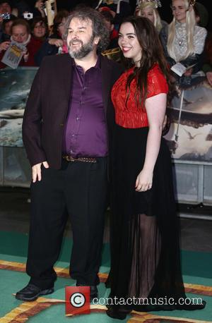 Peter Jackson and Katie Jackson - The Hobbit: The Battle of the Five Armies' film premiere - London, United Kingdom...