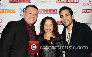 Celebration, Joel Gonzalez, Fanny Veliz and Reko Moreno