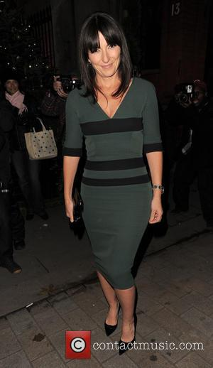 "Davina McCall Regularly Attends Narcotics Anonymous Meetings & Praises The ""Clever"" Organisation"