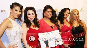Nico Eden and Monica Dep - Alegria Magazine celebrates the launch of the 'Most Influential Latinas Edition' at their Red...