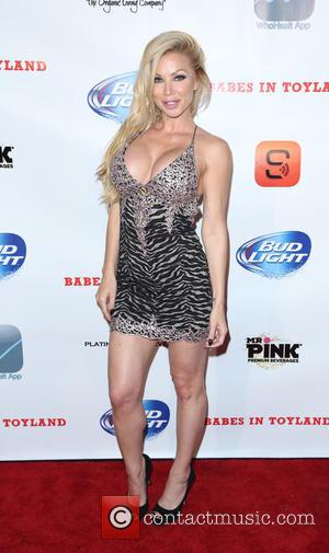 Angie Stevenson - 7th Annual 'Babes In Toyland' charity toy drive for Promises2Kids held at The Living Room in the...