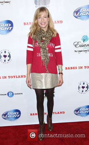 Cathryn de Prume - 7th Annual 'Babes In Toyland' charity toy drive for Promises2Kids held at The Living Room in...