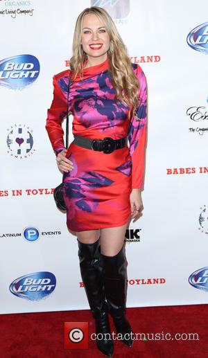 Irina Voronina - 7th Annual 'Babes In Toyland' charity toy drive for Promises2Kids held at The Living Room in the...