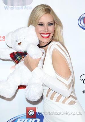Kennedy Summers - 7th Annual 'Babes In Toyland' charity toy drive for Promises2Kids held at The Living Room in the...