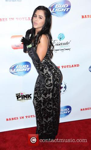 Leidy Mazo - 7th Annual 'Babes In Toyland' charity toy drive for Promises2Kids held at The Living Room in the...