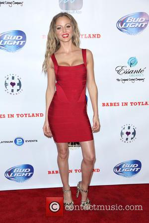 Luci Ford - 7th Annual 'Babes In Toyland' charity toy drive for Promises2Kids held at The Living Room in the...